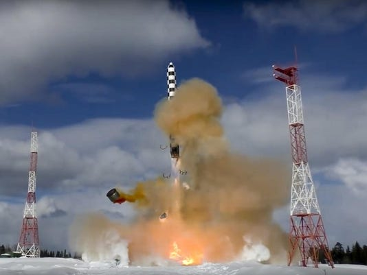 Russia New Missile