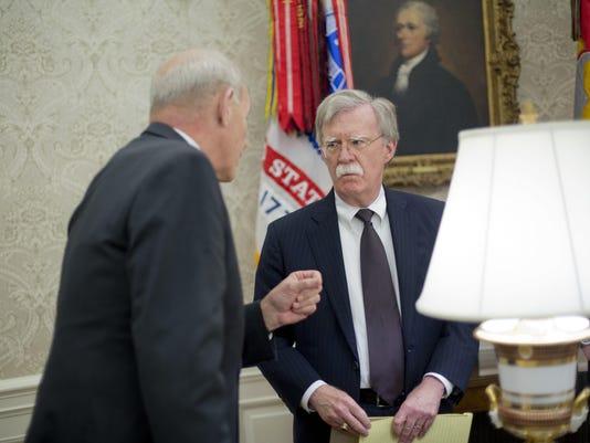 Dan Scavino,John Kelly,John Bolton