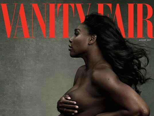 Serena Williams Nude Photo
