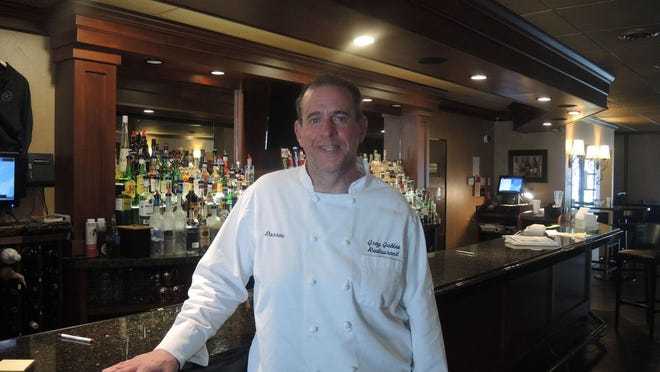 Darren Romano co-owns Grey Gables Restaurant in Charlevoix with wife Kelly (not pictured).