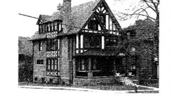 Photo from the Pittsburgh History and Landmarks Foundation newsletter