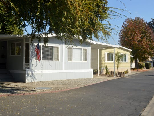 Mobilehome owners are eligible for a tax break with