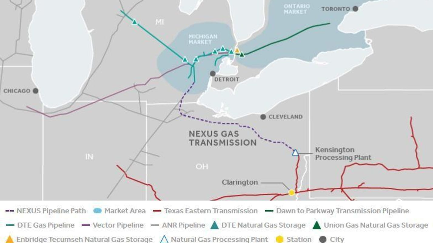 Federal judge dismisses effort to stop gas pipeline