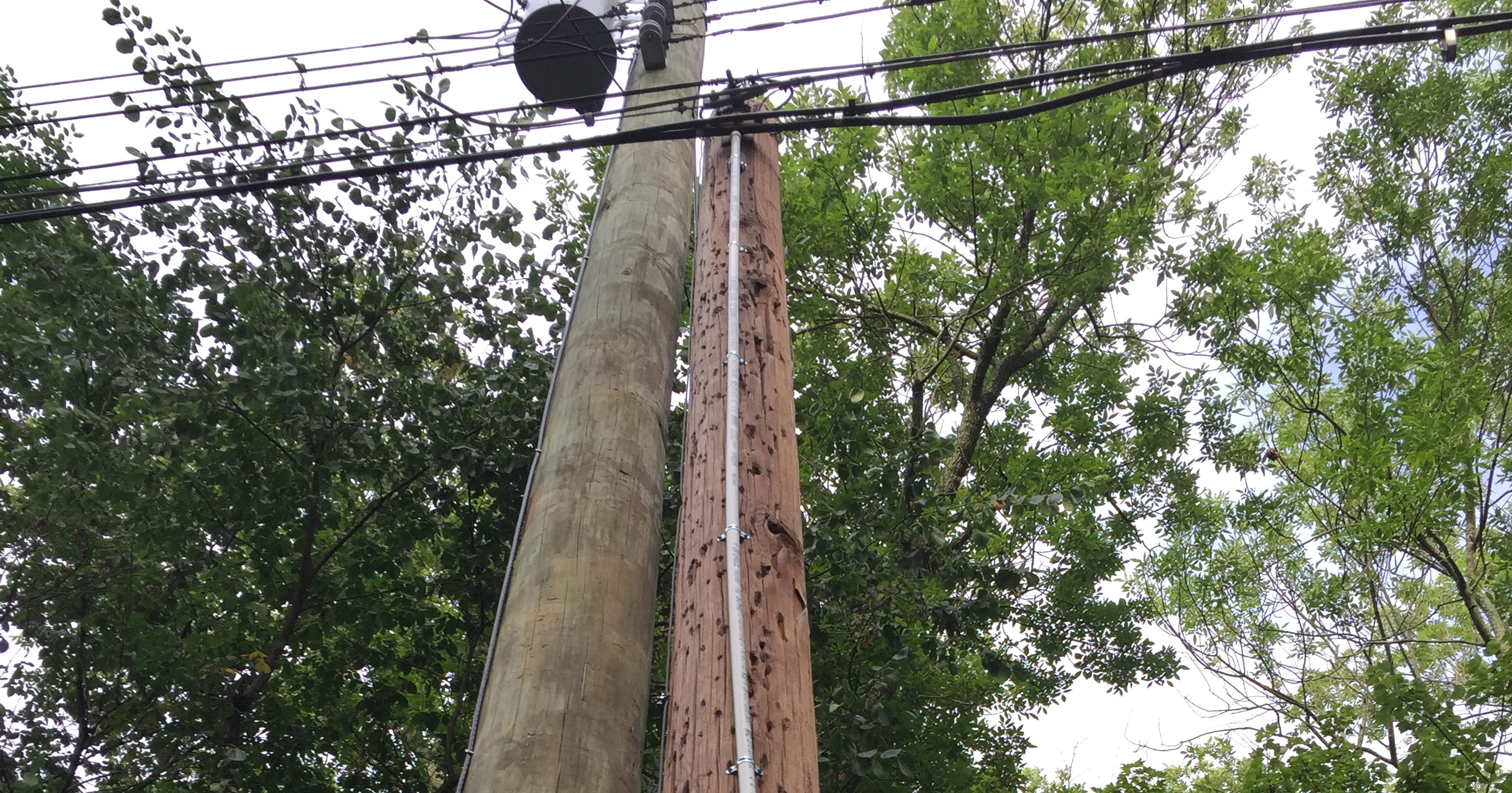 What Is An Eruv Electrical Wire With Pipe And White Background