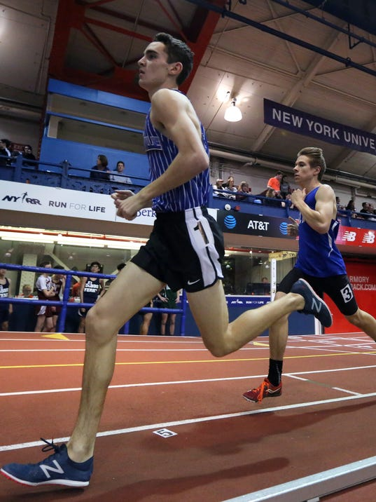 Class B and C Track and Field