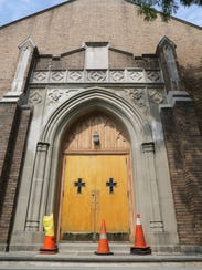 Holy Cross Church in Sleepy Hollow is being sold.