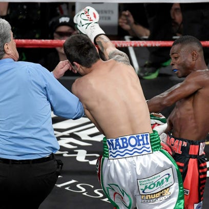 Rigondeaux late-punch knockout overturned by NSAC; now a no-contest