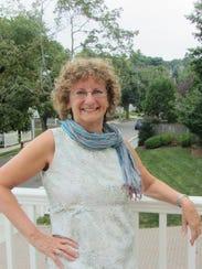 Author Rita Goldberg