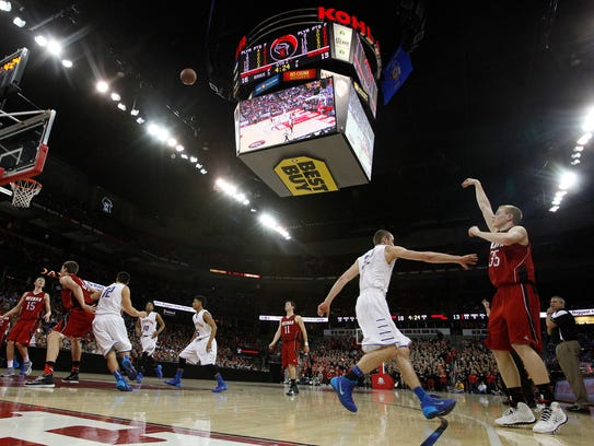 The WIAA's Rural/Urban Competitive Equity Plan would move 25 small private schools and five small public schools up one division in boys and girls basketball.