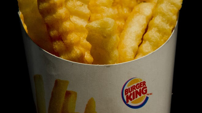 New from Burger King.