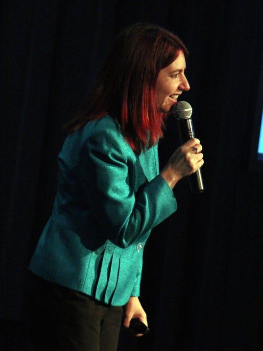 Abby speaking at Bayside.jpg