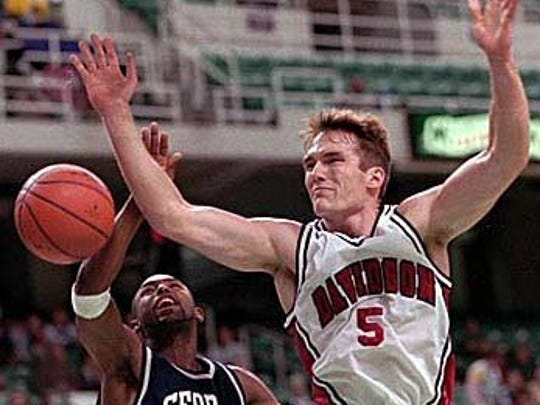 Former Red Bank standout Mark Donnelly, shown here