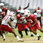 Cardinals Training Camp 2015