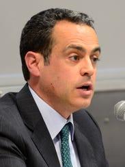 Democratic gubernatorial candidate Matt Dunne.