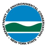 State Department of Environmental Conservation logo