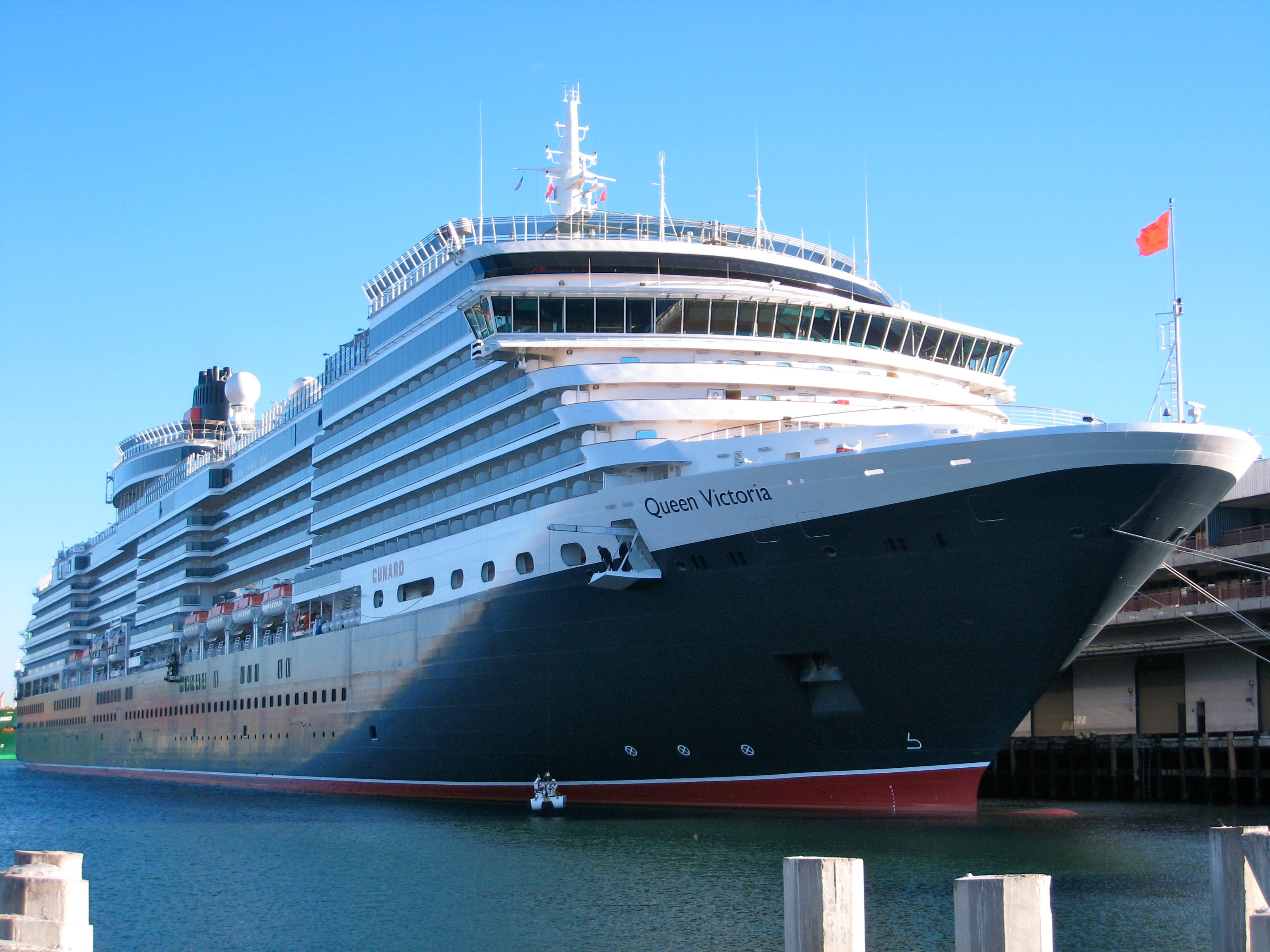 Cunardu0027s Queen Victoria to get more cabins