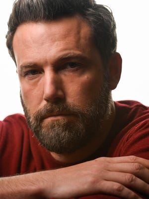 Ben Affleck's big year began with wearing multiple hats for 'Live by Night.'