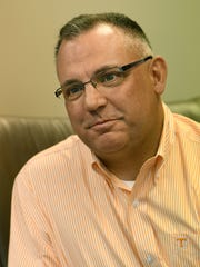 Vincent Carilli is vice chancellor for student life at UT Knoxville.