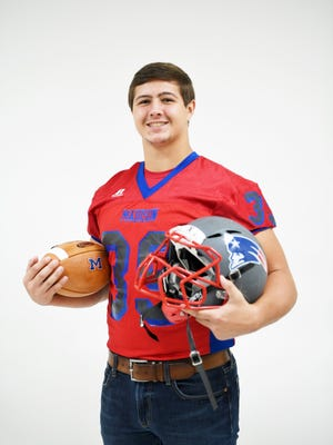 Ty Snelson is a senior at Madison High School.