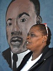 Damita Utley talks about the violence in her neighborhood