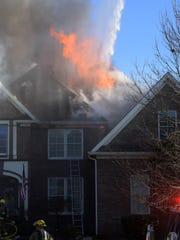 Rural Metro crews responded just after 3:30 p.m. to