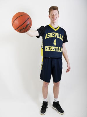 Max Spurling is a senior at Asheville Christian Academy.