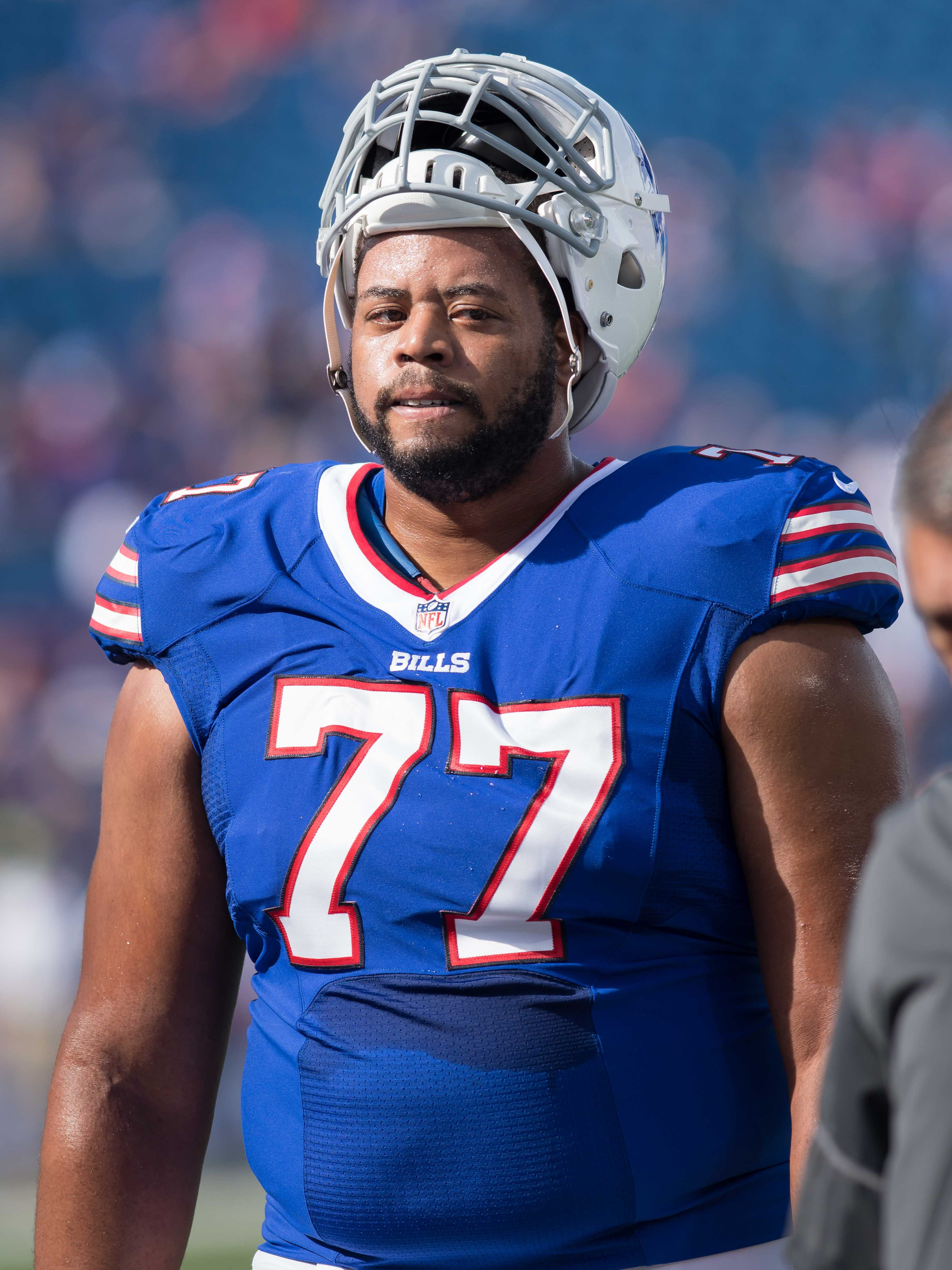 Bengals trade for Cordy Glenn ripples down offensive line, draft ...