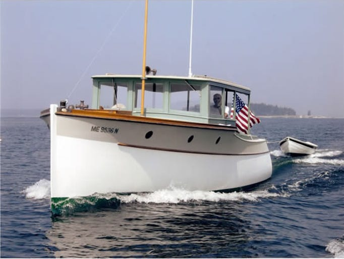 For sale: Recreational lobster yachts