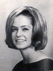 Farrah Fawcett: Junior year at Ray High School, 1963-63