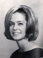 Farrah Fawcett: Junior year at Ray High School, 1963-63