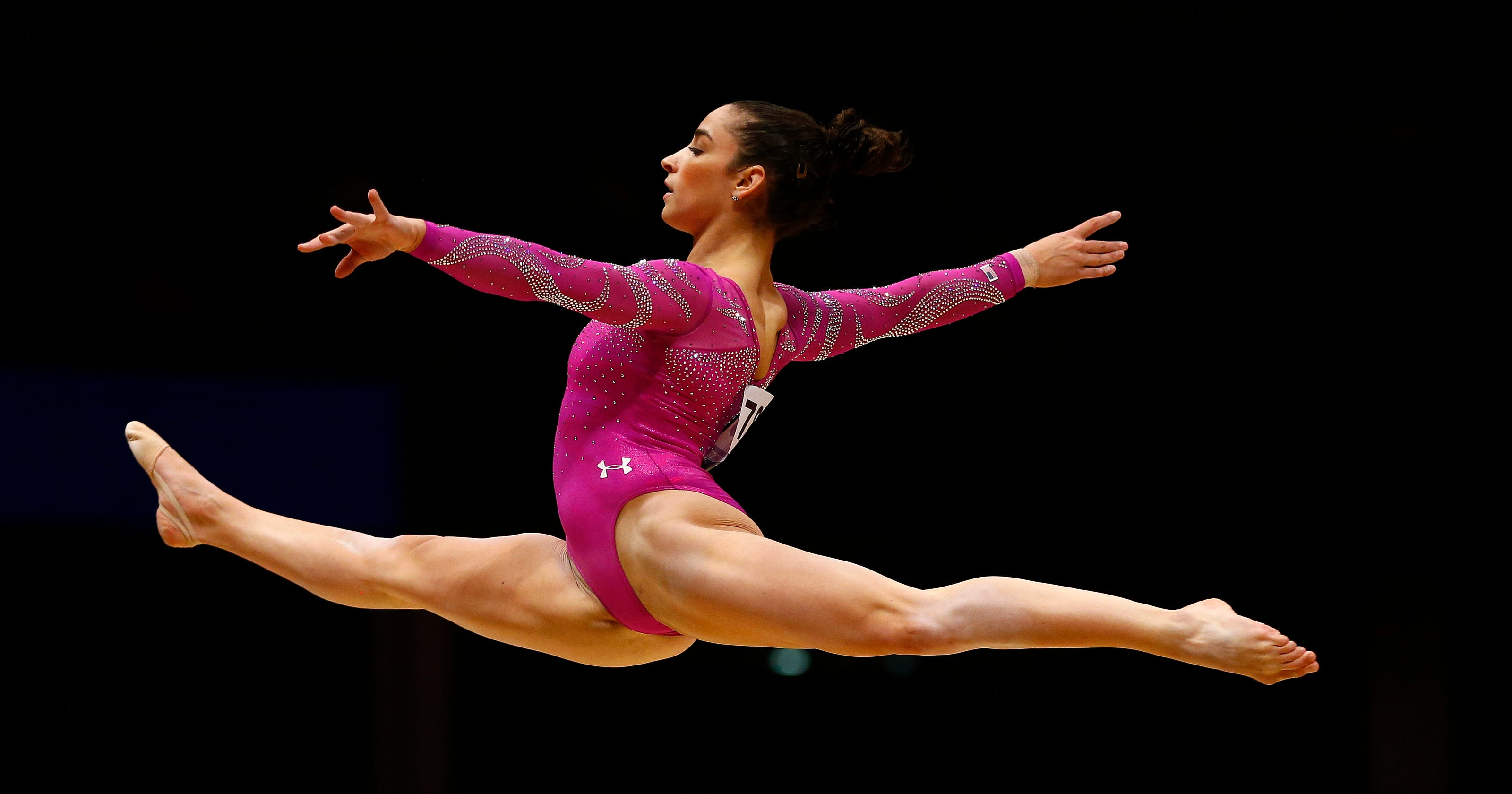 Usa S Aly Raisman Finishes Disappointing Fifth In Worlds