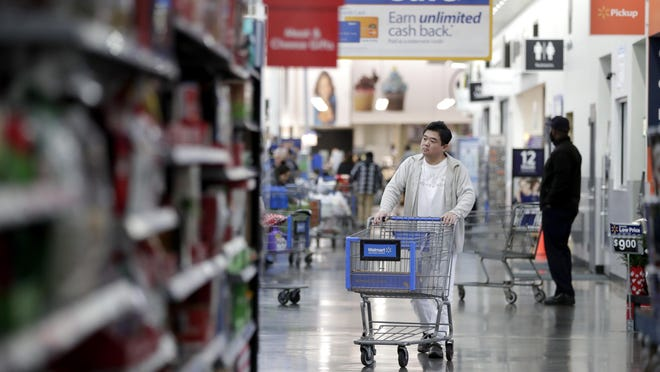 Walmart warned on Thursday that higher tariffs on imports from China will mean higher prices.