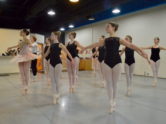 The Wichita Falls Ballet Theatre once again performs