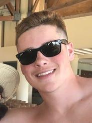 Sean Rea, a Brick Township High School junior, was