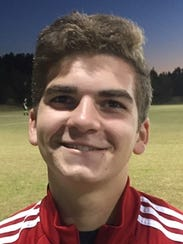 Caddo Magnet's Grant Muslow