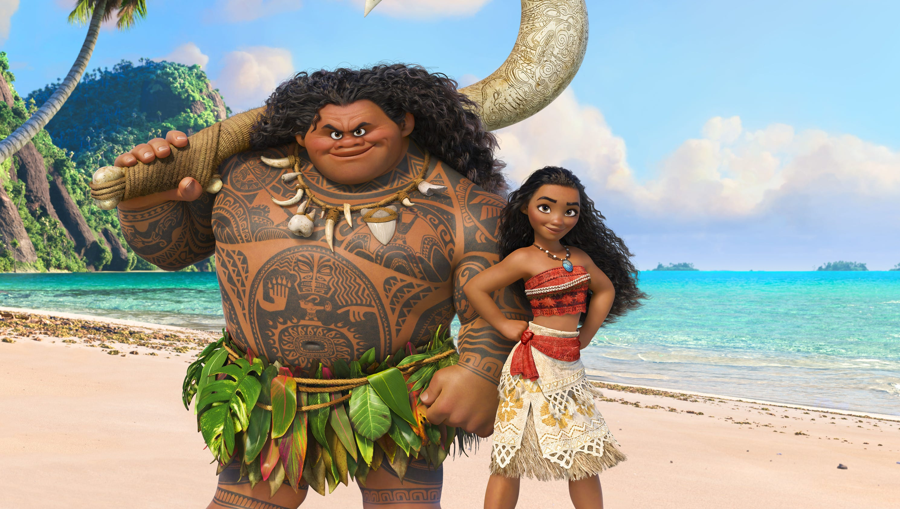 Moana Rules Thanksgiving Box Office With 81m