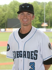 Hudson Valley Renegades manager Blake Butera.