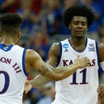 NCAA tournament Elite 8 preview: No. 1 Kansas vs. No. 3 Oregon