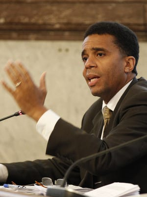 Christopher Smitherman leads City Council's law and public safety committee.