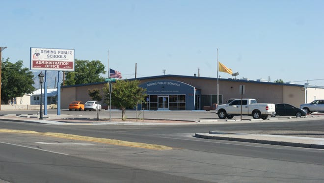 The Deming Public Schools administration office is located at 400 Cody Road.