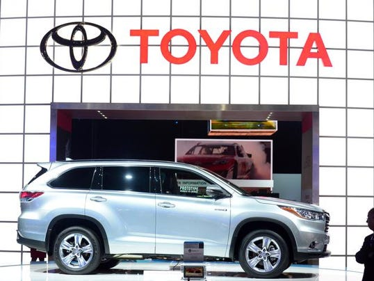 Toyota begins production of 2014 suv in southwest indiana for Toyota motor manufacturing indiana inc princeton in