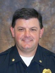 Henderson Police Department Chief Chip Stauffer