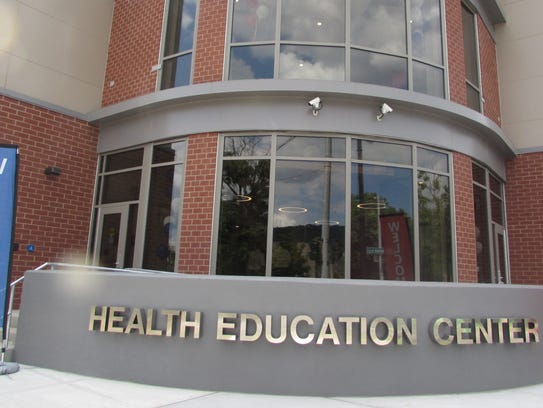 The new Corning Community College Health Education