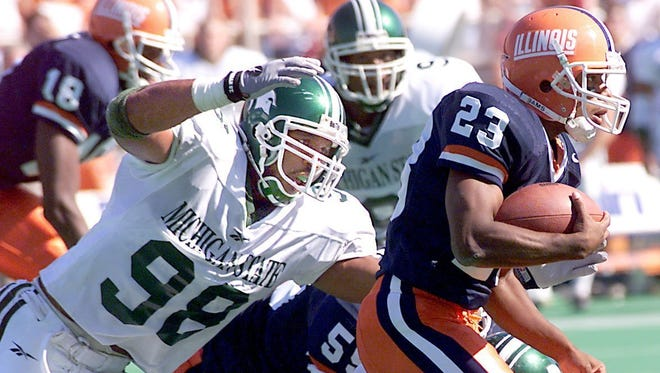 Michigan State alum Julian Peterson was picked as the Spartans' best NFL draft pick of the 2000s by NFL.com.