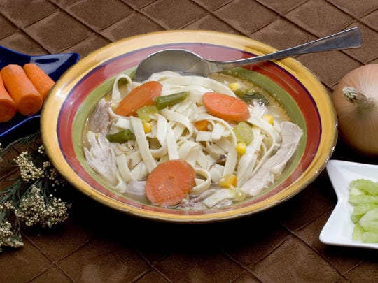 Why is chicken noodle soup a classic? It's almost always an easy, great-tasting meal. Well, as long as the noodles aren't soggy.
