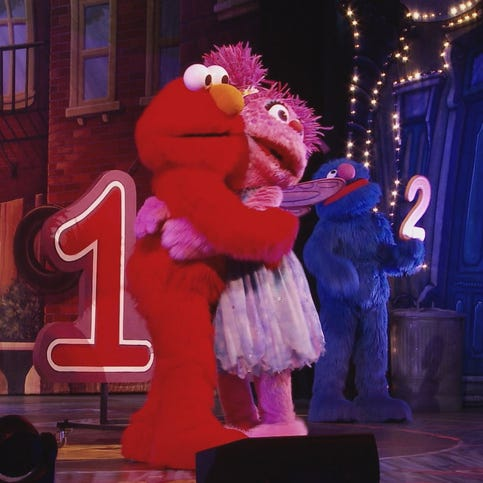 Don't miss Sesame Street Live at the USF Sun Dome October 17th & 18th!
