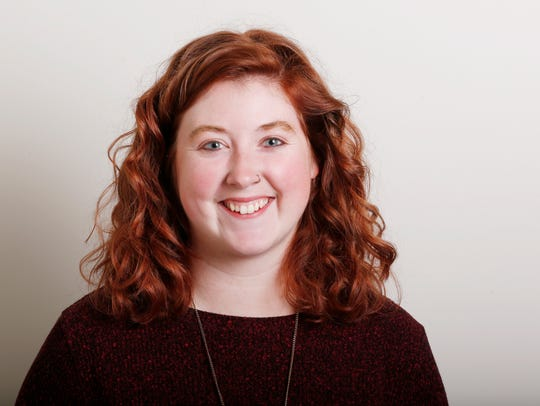 Shannon Hall, West Lafayette and Purdue reporter for