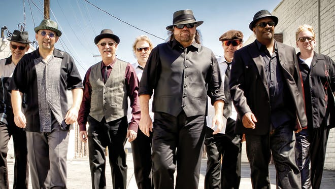 Jack Mack & the Heart Attack Horns will play Oct. 26 at Bogie's in Westlake Village.