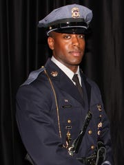 Officer Jacai Colson, 28, of Bowie, Md., was a four-year