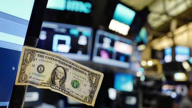 A dollar bill is taped to a trader's computer screen at the New York Stock Exchange. The good times keep rolling for fund investors. As of late June 2017, nearly every type of fund logged gains over the three months prior, with technology and foreign stock funds among the top performers. Even bond funds are on pace to deliver returns rivaling their best in recent years.
